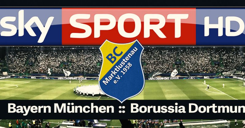TOP Spiel Bayern München gegen Borussia Dortmund Live